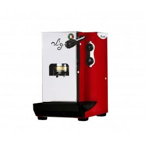 Aroma Plus Rossa: Macchina da Caffè Semi-Professionale a Cialde ESE 44 mm