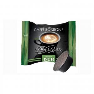 100 Capsule Caffè Borbone Don Carlo Decaffeinato Dek Dec Lavazza A Modo Mio
