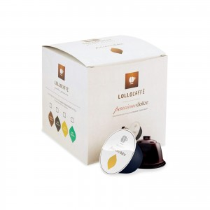 384 Capsule Caffè Lollo PassioneDolce Oro Espresso per Dolce Gusto Nescafè