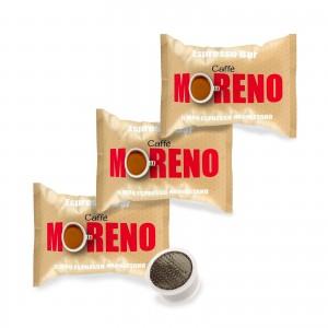 100 Capsule Caffè Moreno Espresso Bar per Espresso Point Lavazza