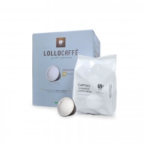 150 Capsule Caffè Lollo PassioneCaffi Nero Espresso compatibili Caffitaly System