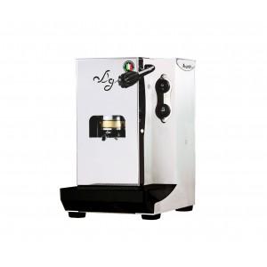 Aroma Plus Bianca: Macchina da Caffè Semi-Professionale a Cialde ESE 44 mm