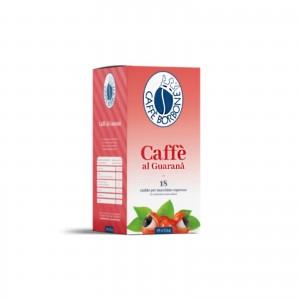 18 Cialde Caffè al Guaranà in Filtrocarta Caffè Borbone ESE 44 mm