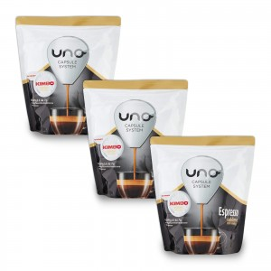 64 Capsule Caffè Kimbo Espresso Sublime 100% Arabica per Uno System