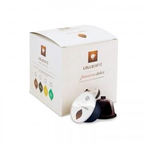 192 Capsule Caffè Lollo PassioneDolce Classico Espresso per Dolce Gusto Nescafè