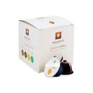 192 Capsule Caffè Lollo PassioneDolce Oro Espresso per Dolce Gusto Nescafè