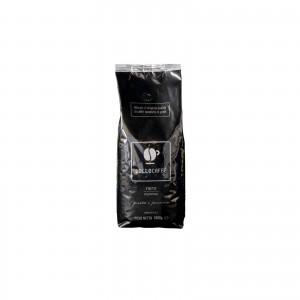 1 Busta Confezione 1 Kg Lollo Caffè in Grani Miscela Nera Chicchi Linea Bar Vending