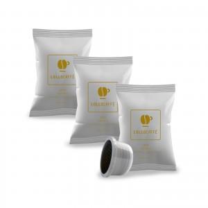 100 Capsule Caffè Lollo Oro Espresso Lavazza Espresso Point Cialde