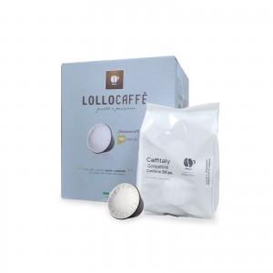300 Capsule Caffè Lollo PassioneCaffi Nero Espresso compatibili Caffitaly System