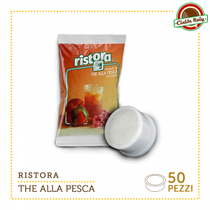 50 CAPSULE CILADE RISTORA COMPATIBILI LAVAZZA ESPRESSO POINT THE' ALLA PESCA
