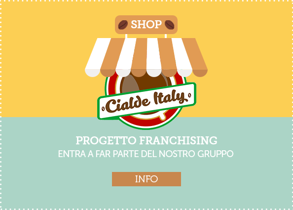 Franchising Cialde Italy