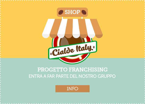 Franchising Cialde Italy