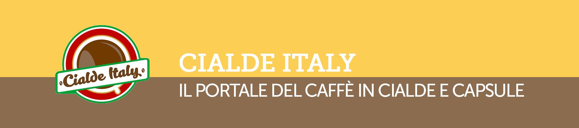 Cialde Italy Chi Siamo_Header